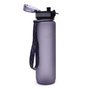 Спортивная бутылка для воды Uzspace Colorful Frosted-Tritan 1000мл 3038
