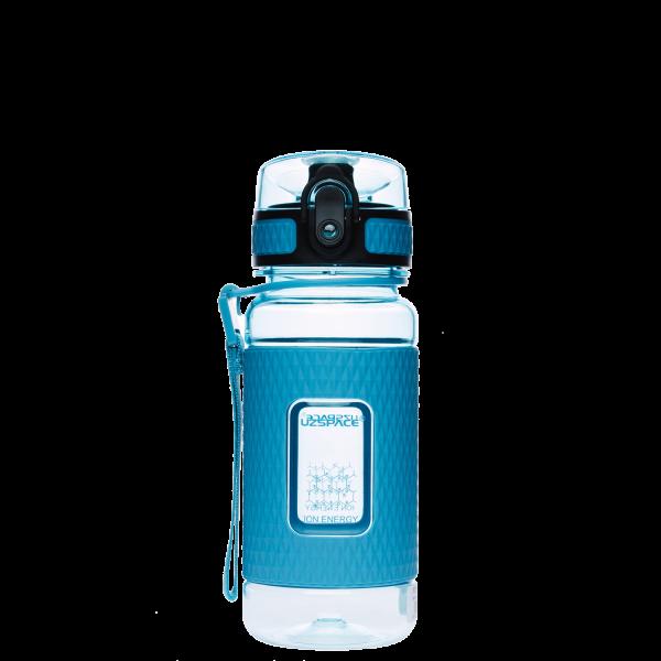 Экологическая бутылка для воды Uzspace Diamond-Tritan 370мл 5043