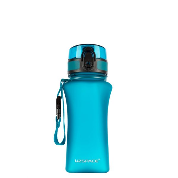 Экологическая бутылка для воды Uzspace Wasser Matte 350 мл 6007 - Голубой