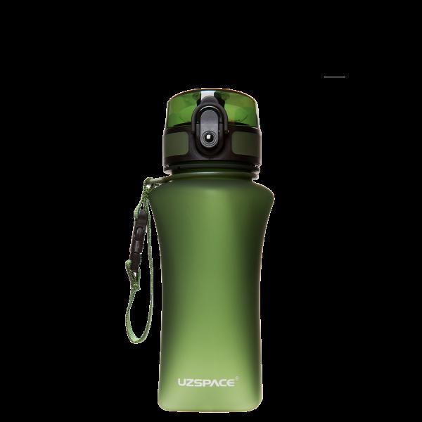 Экологическая бутылка для воды UZSPACE Wasser Matte 350 мл 6007