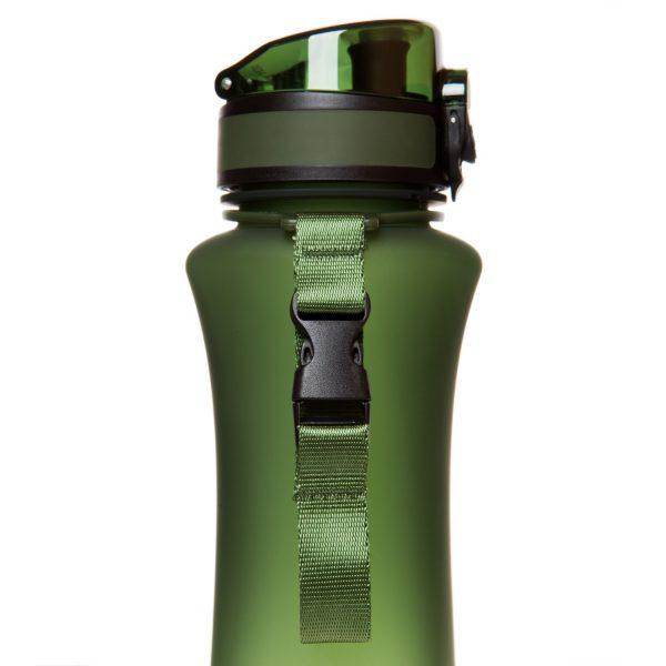 Экологическая бутылка для воды Uzspace Wasser Matte 350 мл 6007 - Зеленый