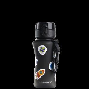 Экологическая бутылка для воды UZSPACE Wasser Matte Bad Boy Edition 350 мл 6007